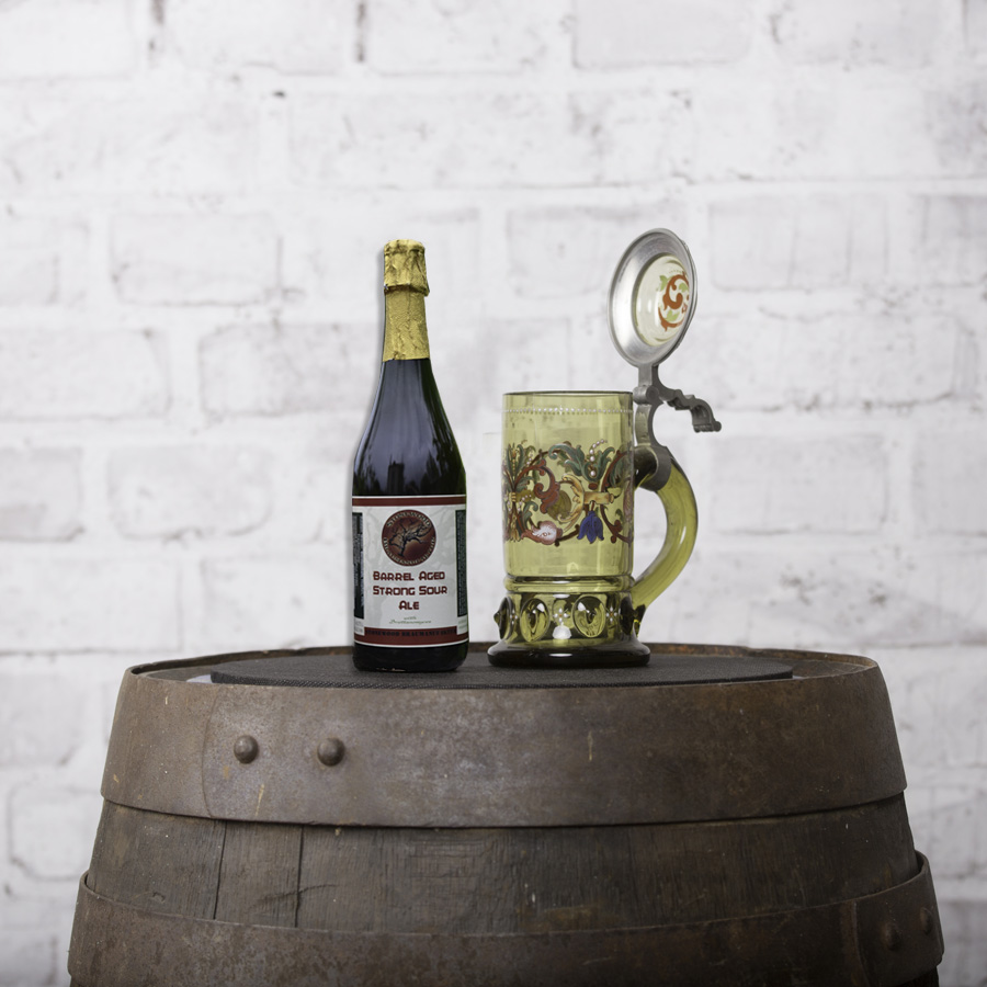 Barrel Aged Strong Sour Ale