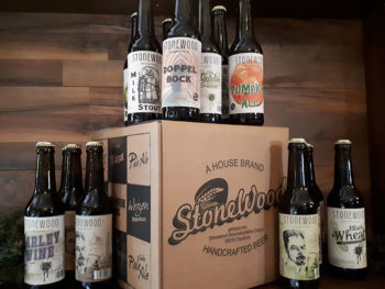 Craftbier-Box Stonewood Winter Spezial